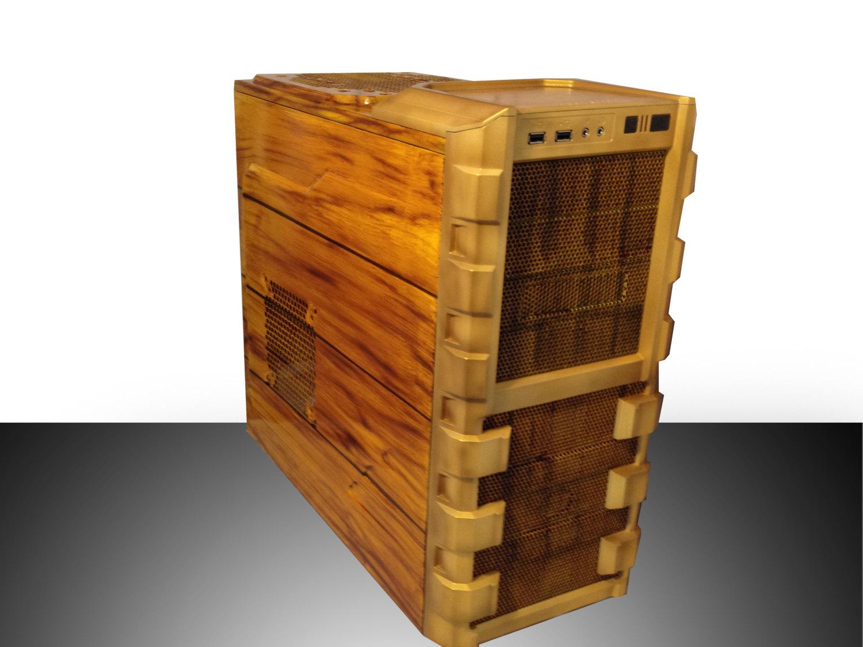 Superior Custom Wood Computer Cases